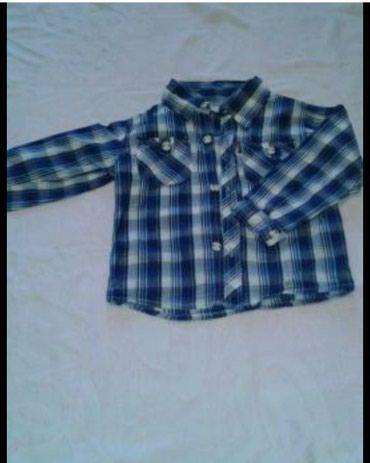 детская клетчатая рубашка в Кыргызстан: Клетчатая рубашка на2-4г.Состав100%хлопок