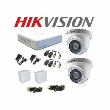 Установка систем видеонаблюдения в Ош