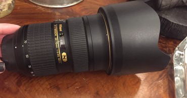 Looking to buy this lens  AF-S NIKON 24-70mm 1:2.8G ED lens.  Nikon τη