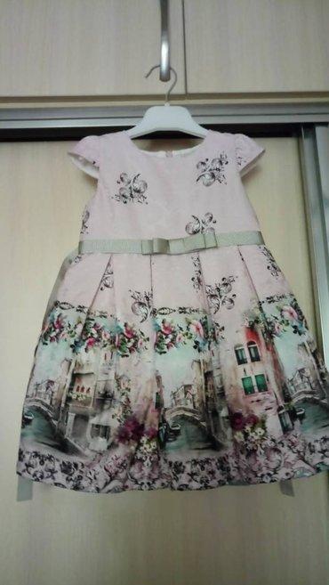 Два платья. одно размер на годик, в Бишкек