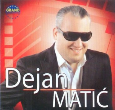 Cd dejan matic - Belgrade