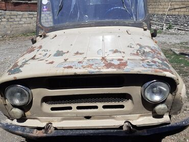 Nəqliyyat İsmayıllıda: UAZ 469 2.4 l. 1980 | 111111 km