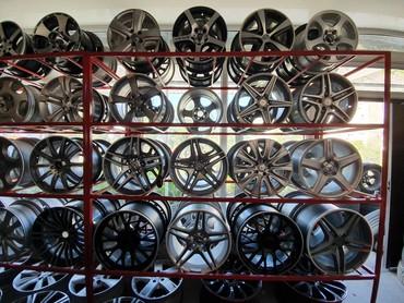 купить титановые диски на ниву в Кыргызстан: Титановые диски