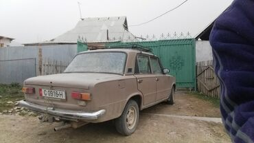 Транспорт - Нарын: ВАЗ (ЛАДА) 2101 1.3 л. 1987 | 100000 км