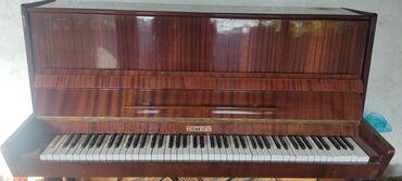 курсы пианино в бишкеке in Кыргызстан | ПИАНИНО, ФОРТЕПИАНО: Продаётся фортепиано. Нужно настроить