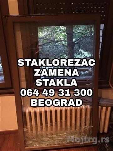 StakloZamenaBeogradPopravka Drvene stolarije prozora vrata namestaja - Belgrade