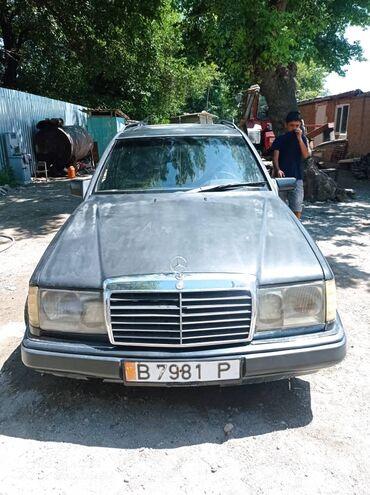 Транспорт - Маевка: Mercedes-Benz W124 3 л. 1990