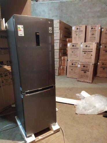 lg g pro e980 в Азербайджан: Новый Двухкамерный Черный холодильник LG