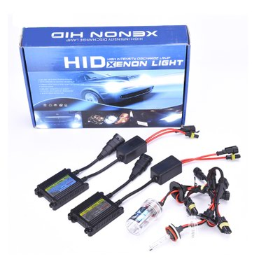 HID , Xenon light for car. 55w ( 2 balast, 2 bulb ) , H7 socket, or σε Athens