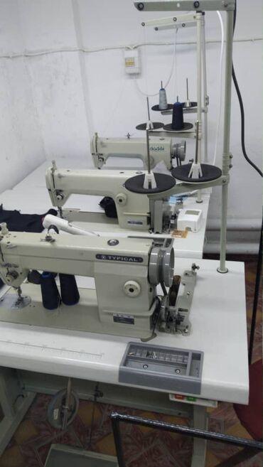 Продаю промышленные швей машинки!Фирмы dadili и typical3х фазные