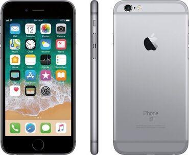 go pro hero 3 в Кыргызстан: Б/У iPhone 6s 128 ГБ Серый (Space Gray)
