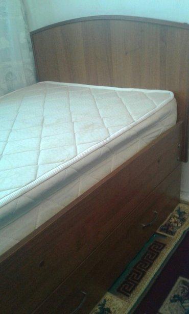 кровать от лины.состояние отличное.пользовались аккуратно ни одной цар в Бишкек