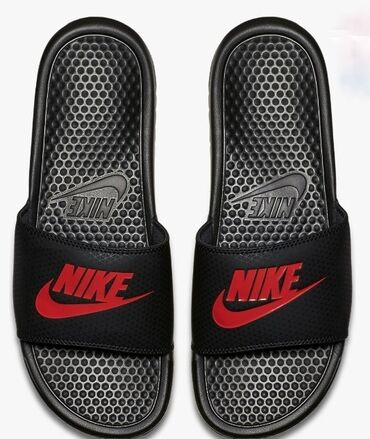 Papuce - Srbija: Crne Nike Papuce Muske Original Pitati za dostupne brojeve