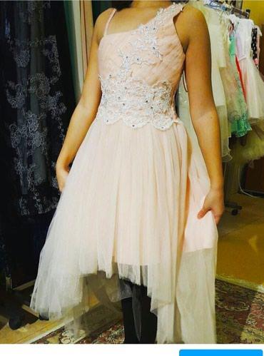 детский платья новый в Азербайджан: Детское платье от 10 до 14лет