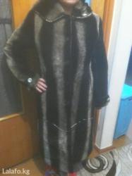 Мутон,шуба, размер 50,цена 8000 сом в Бишкек