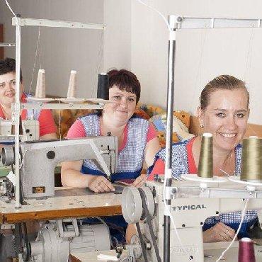 Ищу мини швейный цех - Кыргызстан: Швея Универсал. 1-2 года опыта. Киргизия