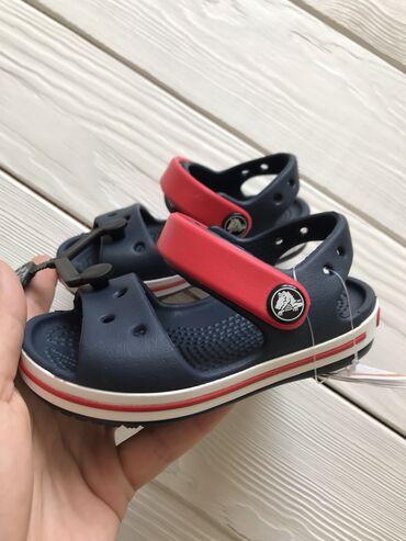 Детские сандалии Crocs. Размер: EU 20-21(по внутренней стельке