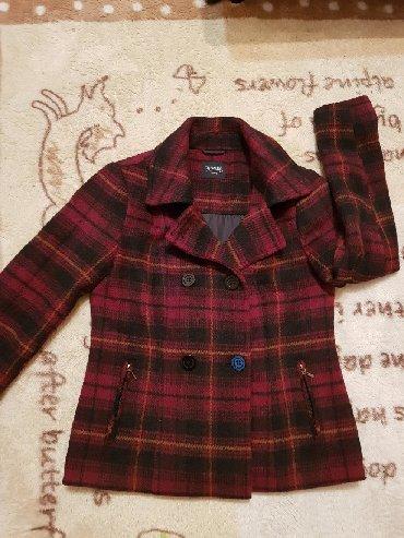 вязание пальто кардиганы пончо в Кыргызстан: Пальто, размер 44-46, цена 2000. Ватсап