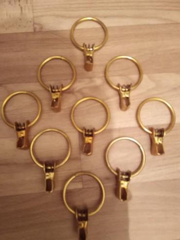 Продаю кольца для раздевалокочной и для примеречной . Жёлтые кольца
