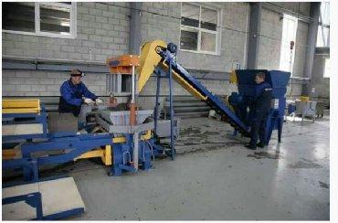 производств в Кыргызстан: Срочно, Готовый, вечный бизнес,по производству пескоблока и