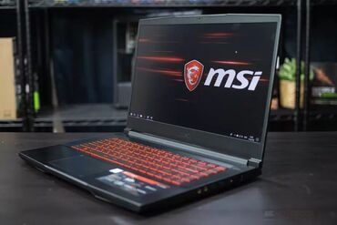 MSI - Azərbaycan: Msi gf75 thin 9sd . 16gb ram .Nvidia geforce gtx 1660 ti 6gb video