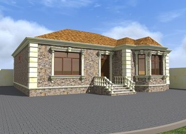 ev villa - Azərbaycan: Muasir ev ve obyekt villa sevenler .sizderu cun yeni il