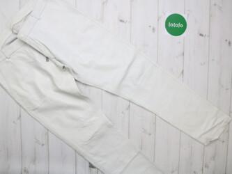Брюки экокожа, длина 102 см    Цвет: белый Материал: экокожа Длина: 10