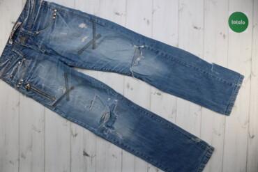 Джинсы и брюки - Б/у - Киев: Підліткові джинси, р. S    Довжина: 102 см Довжина кроку: 80 см Напіво