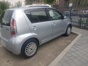 Daihatsu в Кыргызстан: Daihatsu Sirion 1 л. 2008   200000 км