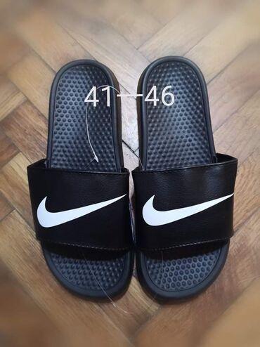 Ostalo   Majdanpek: Nike papuce unisex Brojevi od 36 do 46 Cena: 950