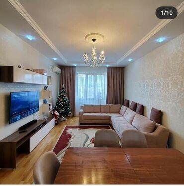 2 mərtəbəli uşaq kravatları в Азербайджан: Продается квартира: 2 комнаты, 70 кв. м