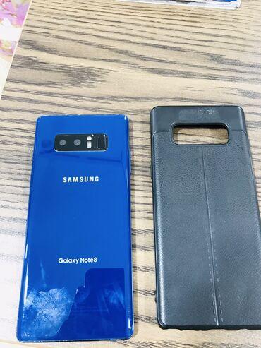samsung note 3 ekran - Azərbaycan: İşlənmiş Samsung Galaxy Note 8 64 GB göy