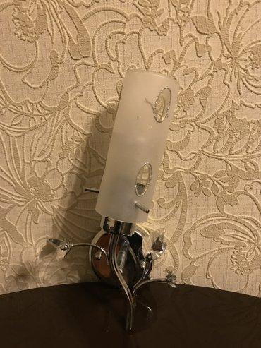 Продаю светильник настенный. бра. б\у. в Бишкек