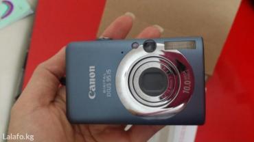 Фотоаппарат canon ixus95is ватс ап в Бишкек