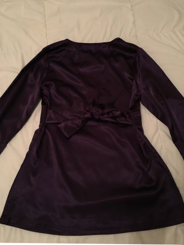 Bluza nova, nije obučena nijednom. Veličina s. Boja ljubičasta kao - Uzice