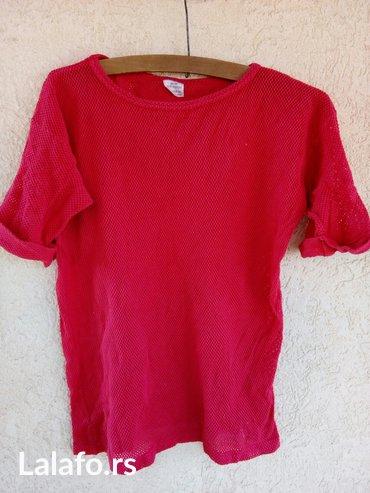 Crvena mrezasta majica - Krusevac
