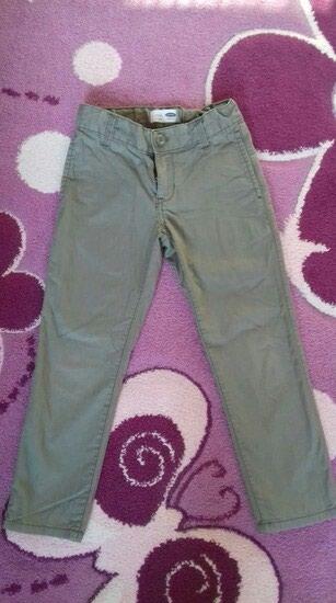 Pantalone-ca - Srbija: Pantalone odlicno stanje. Slim model. Velicina 110 5-ca