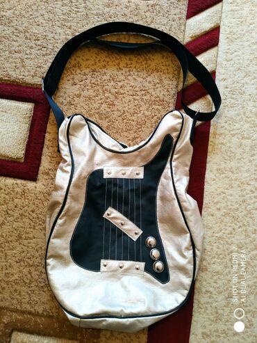 Модная сумка гитара, Уни, новая