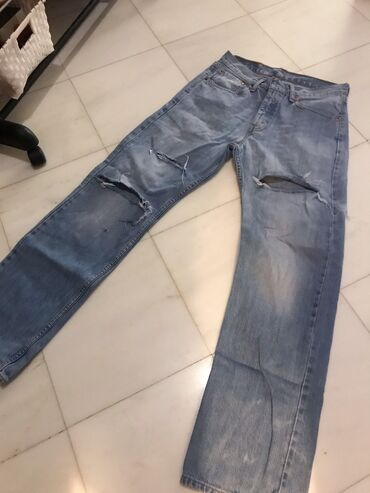 Levi's ripped jeans. Νούμερο: 30