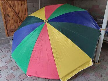 Большой Зонт.Торговый зонт.(10спиц) Спицы плотные и ткань плотная