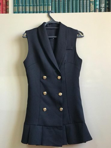 Платье-жилет Турция новое 38 размер M в Бишкек