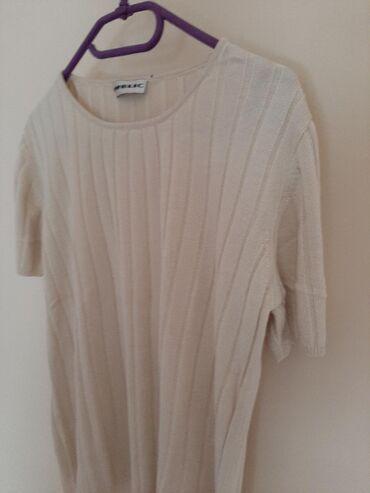 PUBLIC cista svila bluza. Vel M. Ima elastina