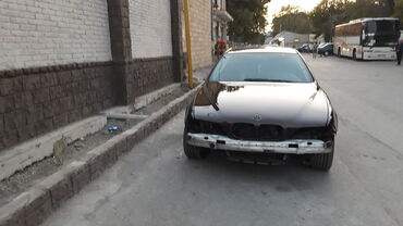 BMW 5 series 2.5 л. 2001 | 11111111 км