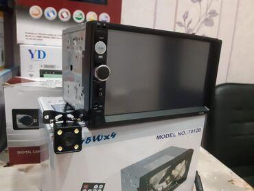 """cameralar - Azərbaycan: Magintafon"""",Bluetooth,Usb,SdKart,Aux,Radyator,Mp3,Mp4"""" Arxa Camera"""