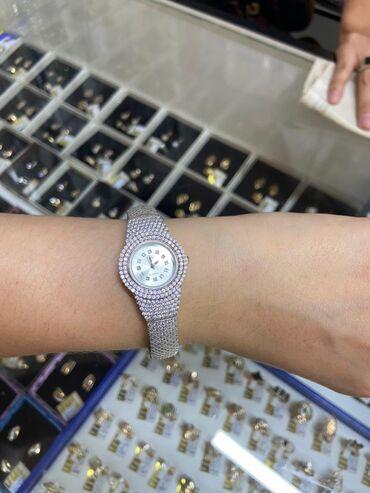 Личные вещи - Кочкор-Ата: Часы женские  Серебро 925° пробы
