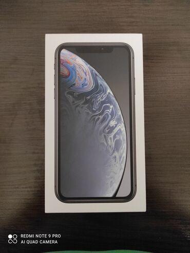 IPhone XR 64 Gb. Новый. С документами и гарантией. Подарили на день