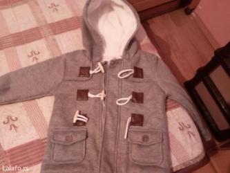 Decija jakna - Pozarevac: Decija jaknica nova,sa unutrasnje strane kao cebence