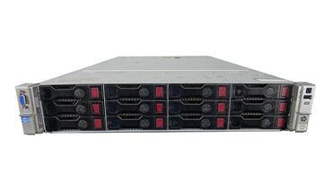 server - Azərbaycan: HP Proliant D380p Gen8 Rack Mount ServerCPU: 2xIntel Xeon E5-2670Total