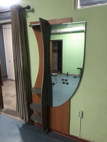зеркала бишкек in Кыргызстан | АВТОЗАПЧАСТИ: Продаю Шкаф, скамейки, диван, свет гарнитуру, двери, зеркала, туалет