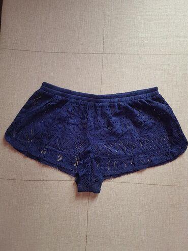 Женская одежда - Мыкан: Продам пляжные шорты,размер S-M подходит,в них можно